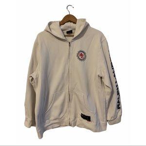 Ralph Lauren MFG Co. Polo Zip Up Vintage Hoodie